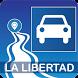 Mapa vial de La Libertad - Perú by DePeru.com