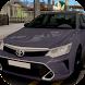 Car Racing Toyota Game