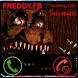 Fake Call Freddy Fazbear