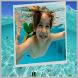 Ocean Underwater Photo Frames by thanjin
