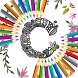 ColorIt-Adult Coloring Book by Coloring Fun Games For Adults and Kids
