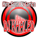 DJ Khaled For Free Song Lyric by RK Mobile Dev
