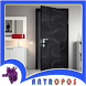 Modern Door Design Ideas by Antropos