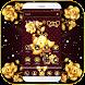 Golden Rose Diamond Star Theme