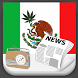 Mexico Radio News by Greatest Andro Apps