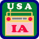 USA Iowa Radio Stations by GN Radio