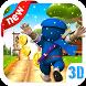 Hattori Games : Subway Ninja