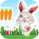Kids Bunny Run Adventure Game by mthehero