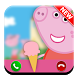 Call From Pepa Pig Holidays Edition by NewKidsGames