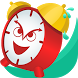 Wake Up! Alarm Clock by UNINEX