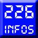 226 INFOS by Burkina Création