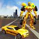 Car Robot Transformation Transport Simulator 2018 by Iconic Games Studio