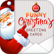 Funny Christmas Greeting Cards by Funny Booth Apps For Kids