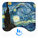 TouchPal Starry Night Keyboard by Fashion News