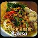 Aneka Resep Bakso by GusMedia