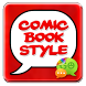 Superhero Comic Book SMS Theme by Jellytap