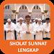 BUKU SHALAT SUNNAH LENGKAP by POMALAA