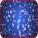 Blue Sparkle Live Wallpaper by Whitetail Lane
