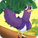 Funny Trash Dove Bird by fasciteapps
