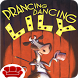 Prancing, Dancing Lily  by Fat Red Couch, Inc.