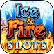 Ice and Fire FREE slots by Pop n' Play