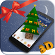 Merry Christmas Tree 3D Theme by 3D Theme World