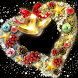 Xmas*Heart*Wreath SG LWP by Rooty Pict