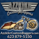 Azzkikr Custom Baggers by BTC 36 Mobile