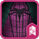 Pink Spider Launcher theme by SK techx for themes