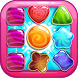 Candy Valley Match Puzzle HD by FRS719