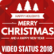 Christmas Video Songs Status 2018 by video4you