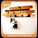 Creative DIY Coat Rack Ideas by Zes Planet