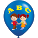 Kids Learning ABCD,Colors,123