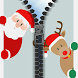 Christmas Zipper Lock Screen by C Zipper Lock +