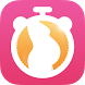 Contractions Timer for Labor by KNOOZ Apps