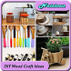 DIY Wood Craft Ideas by Naixious