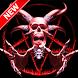 Satanic Wallpaper by Pinza