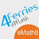 eMath 8 by Four Ferries Ltd