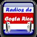 Costa Rican radios by Gnomo Lab Apps
