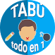 3 games in 1: Taboo, Pictionary and Catchphrase by Cadev Games