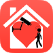 Smart Home Surveillance Picket by WardenCam360 - Home Security, Video Monitoring