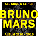 Bruno Mars Lyrics Top