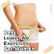 Best Lower Ab Exercises For Women