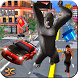 Angry Gorilla City Attack by Build Solid