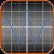 Audio Oscilloscope - 오실로 스코프 by 손동성