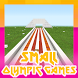 Small Olympic Games. MCPE map by Estudio Dolphin