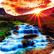 Waterfall HD Live Wallpaper by FunGames10