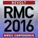 Revolt Music Conference 2016 by CrowdCompass by Cvent