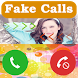 Fake Calls with Fake SMS Prank by FernandoApps