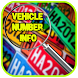 Vehicle Number Info by Dev Florian Eichel